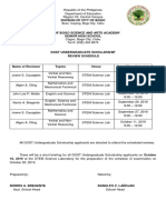DOST Review Schedule.docx