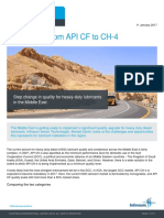 The Journey From API Cf to Ch 4