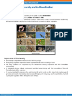 Biodiversity_and_its_Classification
