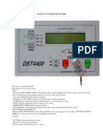 DST4400 MANUAL CONTROLLER.docx