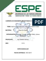 Ejercicio2 Normalizacion BaseDeDatos 4115 OrellanaJ OlallaM CasameF