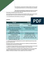 GABARITO DE EXERCICIOS DO LIVRO SISTEMAS OPERACIONAIS
