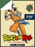 Dragon Ball Z - Paper Attack v3.0.5