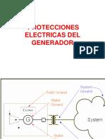 Protecciones  Especiales  Generador electrico