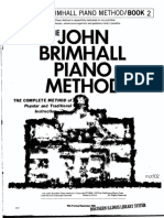 The John Brimhall Piano Method