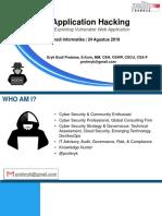 Web Application Attack - Eryk Budi Pratama.pdf