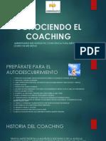 Conociendo El Coaching
