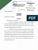 Sylvia Atkinson Federal Indictment