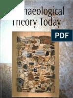 Archaeological Theory Today (Ian Hodder Ed)