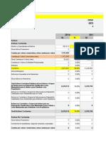 Analisis Vertical y Horizontal Ee Ff Constructora