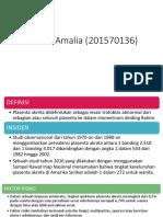 Tutorial Plasenta Akreta Spektrum Dr. Aranda Bagian Ara
