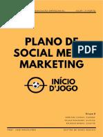 Plano Social Media Marketing