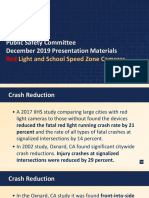 City of Everett Public Safety Committee Presentation Materials December 2019