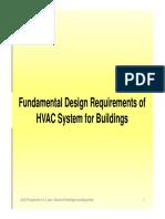 HVAC Requirements
