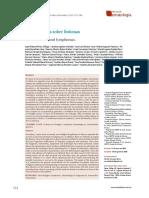 Generalidades sobre linfoma