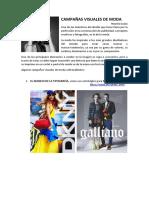 Campañas Visuales de Moda (1)