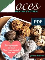 Doces Que Alimentam e Nutrem