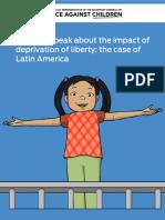 Children Speak About Deprivation of Liberty