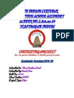 CHEMITRY PROJECT 2020