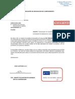 comunicación de desviacion de cumplimiento.docx