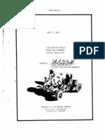 Lunar Rover Operations Handbook 07071971