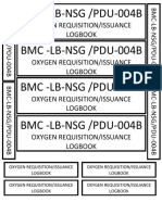 Logbook Labels.docx