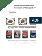 PROCEDIMIENTO PARA LA PREPARACION DE LAS PROBETAS.docx