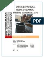 Informe Densidad de Suelos (