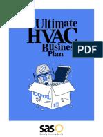 The Ultimate HVAC Business Plan eBook