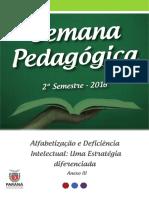 Alfabetização e Deficiência