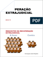 EMPR2 10 Recuperacao ExtraJudicial PDF