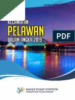 Kecamatan Pelawan Dalam Angka 2019