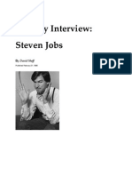 Playboy Interview With Steve Jobs