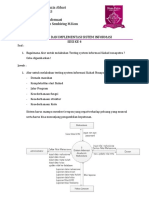 Testing Dan Implementasi Sistem Informasi Sesi 4