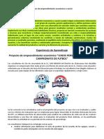Modelo de Producto (Ejem.) Dieño Gráfico