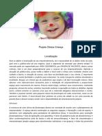 Projeto Clinica Criança
