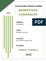 Beneficios laborales (1)