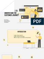 USING SURVEYS TO UNDERSTAND THE CUSTOMER JOURNEY (1)