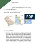 Regional Metropolitan Planning Report