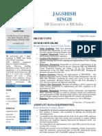 Jagshish singh CV 30.05.2019