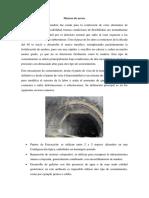 Tipos de marcos para tuneles