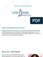 Leading Dentist in Oshawa & Scarborough- Grandview Dental Clinic
