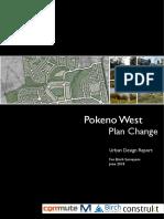 Appendix 2 13 Pokeno West Urban Design Report