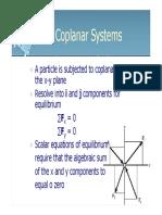 3-3 coplanar systems