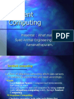 sentient computing (1) - Copy.ppt