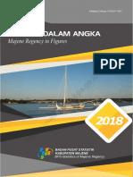 Kabupaten Majene Dalam Angka 2018