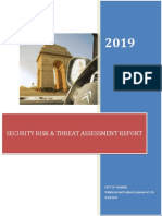 HMFCL Security Risk and Threat Assessment Report