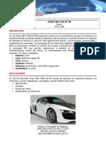 Ficha Tecnica de El Vinil de Impresion Para Rotulacion de Carros Avery Mpi 1005 Ez Rs