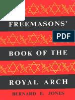 Bernard Jones-Freemasons' Book Of The Royal Arch.pdf
