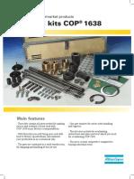 COP 1638 Overhaul kit 9851 2372 01a